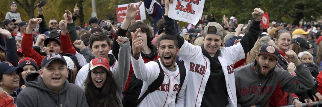 Boston Red Sox Fans